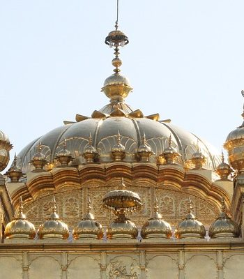 India Tour - Sikh Pilgrimage Tour - Temple