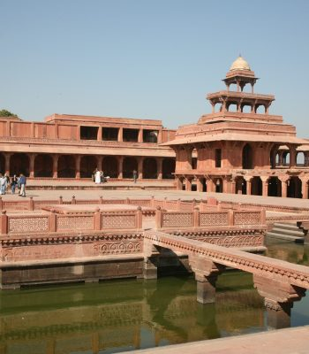 Fatehpur Sikri on an India Tour