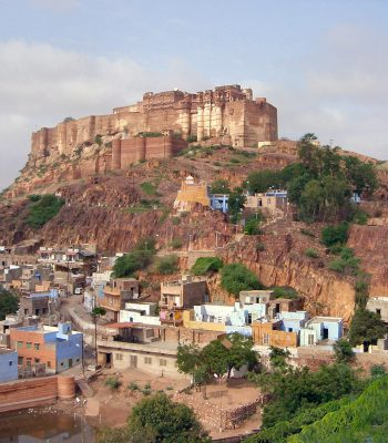 Jodhpur Fort on an India Tour