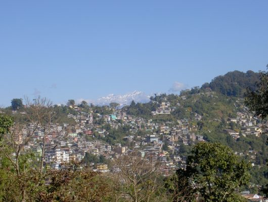 Kalimpong Town on an India Tour