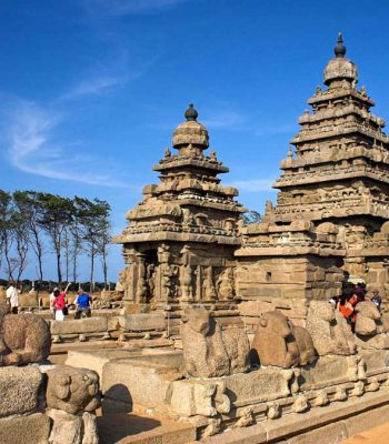 Mammallapuram on a South India Tour