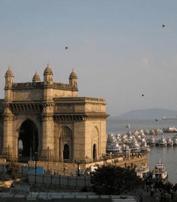 Mumbai Temple on an India Tour