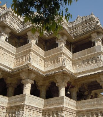 Jagdish Temple in Udaipur on an India Tour