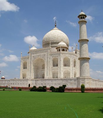 Taj Mahal in Agra on a India Tour