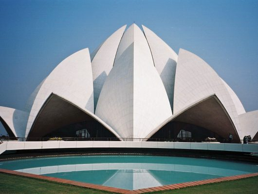 Delhi Lotus on a Golden Triangle India Tour