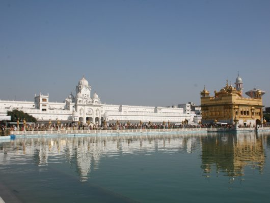 Templo Dorado Amritsar on an India Tour