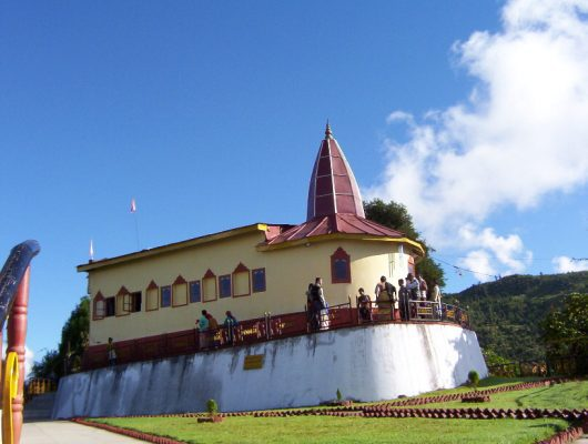 Sikkim in the North East on an India Tour
