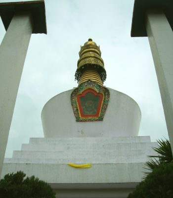 Enchey Monastery in Gangtok on an India Tour