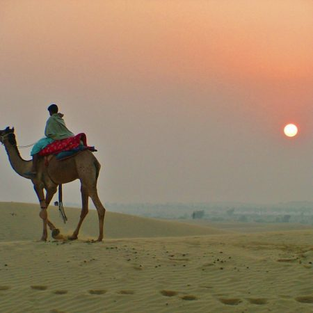 Rajasthan Dune on a Golden Triangle India Tour