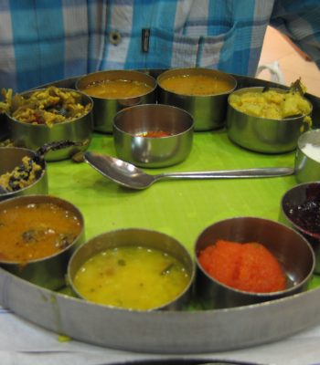 Hot and Spicy South India Food on an India Tour