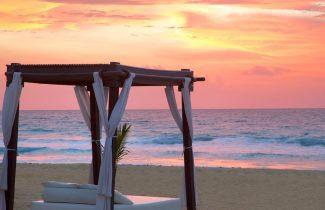 South Asian Wedding Hyatt Zilara Cancun - Cabanas - 979949