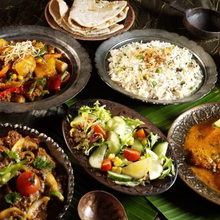 Indian Food on an India Tour