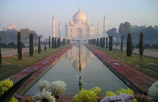 Taj Mahal Golden Triangle