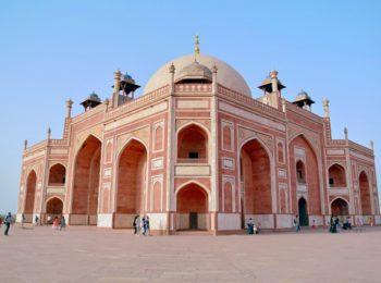 Delhi - Humayuns Tomb - Golden Triangle