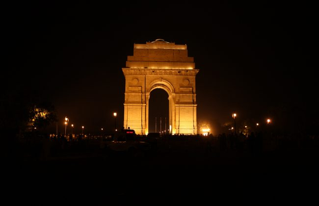 Delhi - India Gate - Golden Triangle