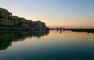 Eastern Mangrove Abu Dhabi Harbor