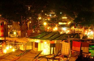 Goa India Tours Arpora Saturday Night Bazaar