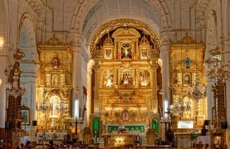Goa India Tours Catholic Church