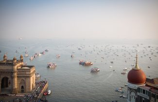 India Tours - Mumbai Harbour