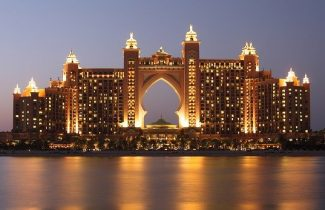 Palm Atlantis Dubai Tour