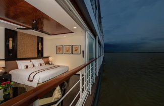 European River Cruise Avalon Saigon Panorama Suite