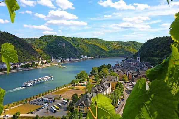 Avalon River Cruise Visionary Exterior Germany Rhine Einhard