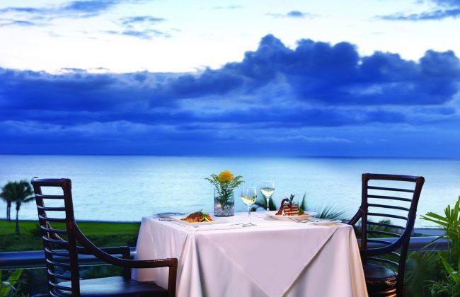 Indian Destination Wedding - Moon Palace - Dinner at Dusk