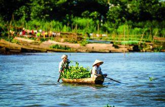 River Cruise Ama Waterways Mekong Delta Vietnam Vendor