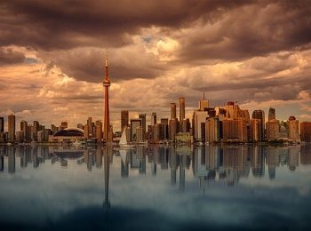 Cheap Flights Toronto To India - Skyline