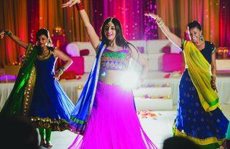 Indian Destination Wedding - Hard Rock - Dancing