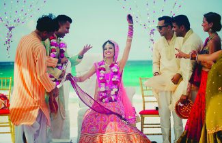 Indian Destination Wedding - Hard Rock - Family