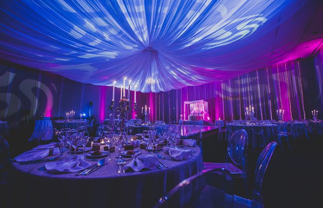 Indian Destination Wedding - Hard Rock - Reception