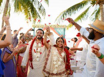 Sikh Destination Wedding - Moon Palace - Couple