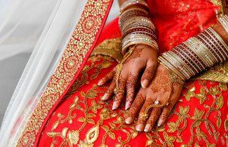 Sikh Destination Wedding - Moon Palace - Mehndi