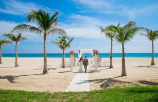 Indian Destination Wedding - Hyatt Ziva - Gazabo