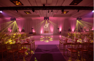 Indian Destination Wedding - Hyatt Ziva - Reception II