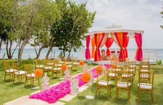 South Asian Destination Wedding - Barcelo Hotels