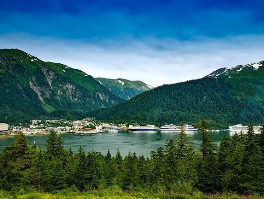Alaska Cruise Royal Caribbean - Juneau
