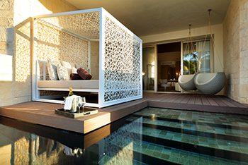 Indian Destinations Wedding - Palladium - Swim Up Suite