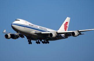 Montreal - No Direct Flights to India - Air China