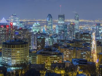 Montreal - No Direct Flights to India - Skyline
