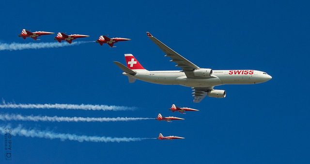 Montreal - No Direct Flights to India - Swiss Airways