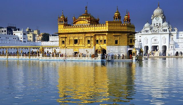 Cheap India Flights - Golden Temple
