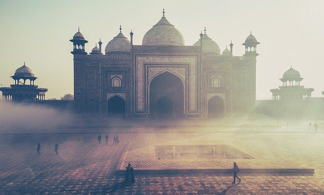 Cheap India Flights - Taj Mahal