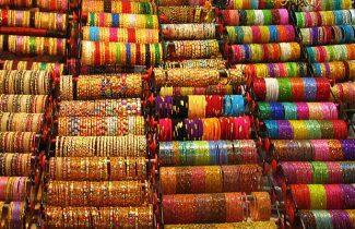 India Tour - New Delhi - Chandi Chowk - Bangles