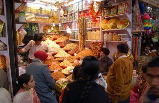 India Tour - New Delhi - Chandi Chowk - Spices