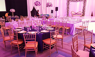 Indian Destination Wedding - Royalton Resorts - Reception 2