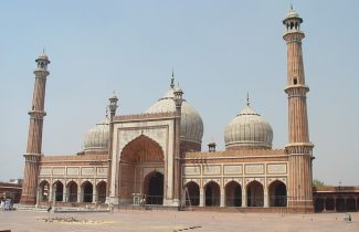 Jama Masjid - Great Mosque of Old Delhi - Day - India Tour