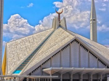 Cheap Pakistan Flights - Islamabad Mosque