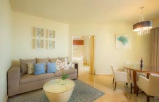 Indian Destination Wedding Moon Palace Ambassador Suite Living Room